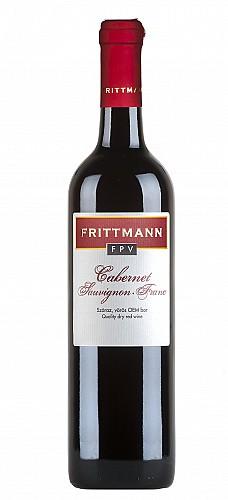 Frittmann Cabernet Sauvignon-Cabernet Franc barrique