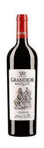 Günzer Grandior Merlot