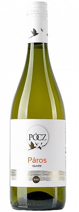 Pócz Páros Chardonnay-Sauvignon Blanc