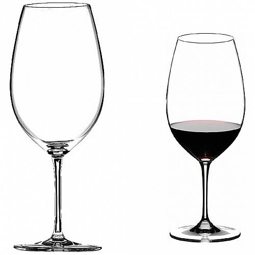 Riedel Vinum Syrah pohár szett vörösborokhoz