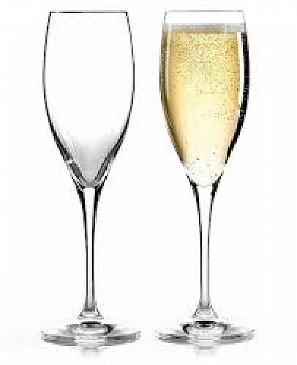 Riedel Vinum Cuvée Prestige pohár szett pezsgőkhöz, habzó borokhoz