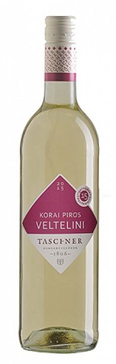 Taschner Korai Piros Veltelini