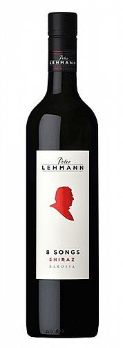 Peter Lehmann Eight Songs Shiraz