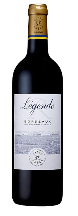 Barons De Rothschild Lafite Légende Bordeaux