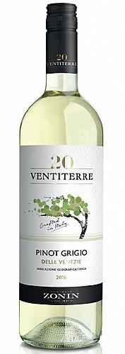 Zonin Ventiterre Pinot Grigio