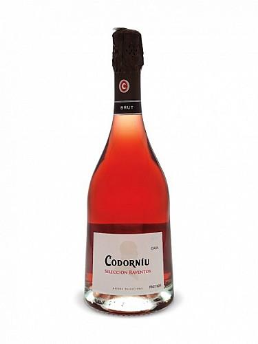 Codorníu Seleccion Raventos Rosé Brut (0,75 L)