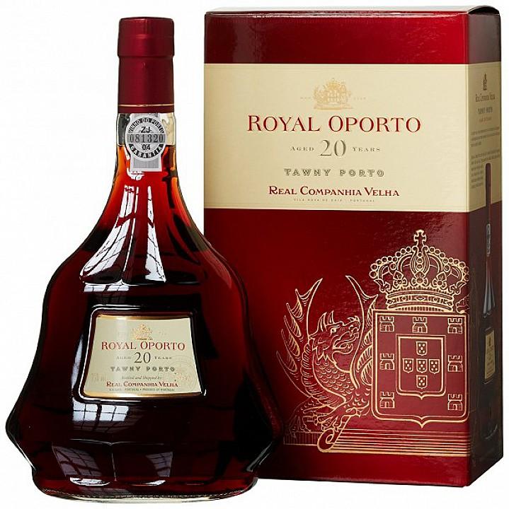Royal Oporto 20 Years Old (0,75 L) - díszdobozban