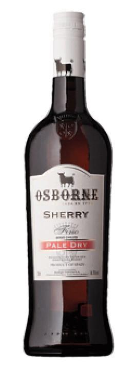 Osborne Pale Dry Sherry