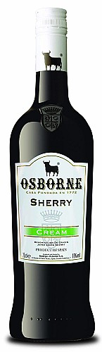 Osborne Cream Sherry