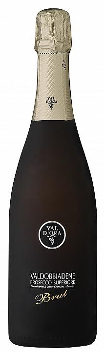 Val d'Oca Black Prosecco D.O.C. Millesimato  Brut (0,75L)