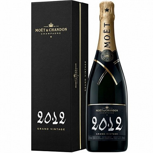 Moet & Chandon Grand Vintage Blanc Pezsgő