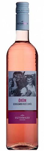 """Eszterbauer """"Öröm"""" Rosé Cuvée"""