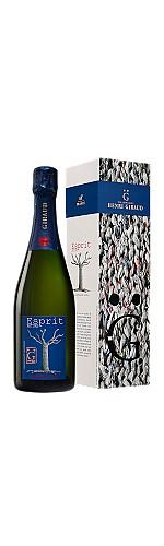 Henri Giraud Esprit Brut Nature Magnum  (1,5 L) -díszdobozzal-
