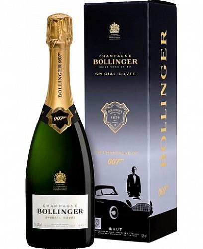 Bollinger Special Cuvée 007 Limited Edition -díszdobozzal-