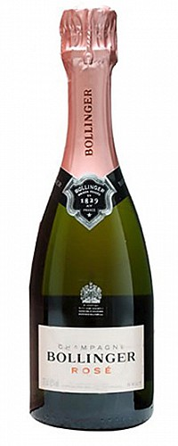 Bollinger Rosé Demi (0,375 L)