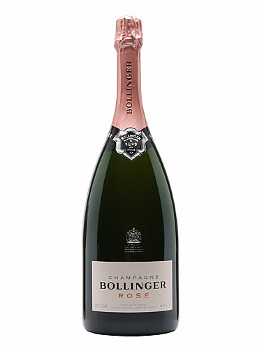 Bollinger Rosé Magnum (1,5 L)