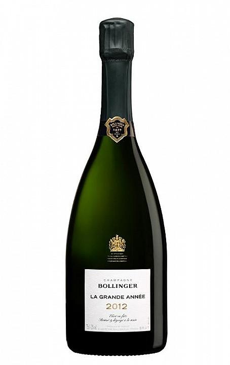 Bollinger La Grande Année 2012 (0,75 L)