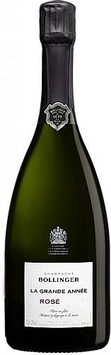 Bollinger La Grande Année Rosé 2012 (0,75 L)
